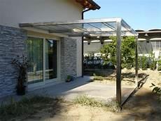 tettoia per giardino tettoia in plexiglass arredamento giardino
