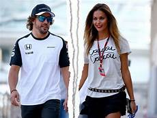 Nach 14 Monaten Fernando Alonso Trennt Sich Freundin