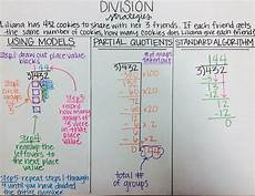 standard algorithm division 4th grade worksheets 6698 all categories fourth grade weebly