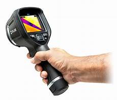 flir infrared flir e6 compact thermal imaging with