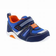 tsukihoshi infant neko navy orange laurie s shoes