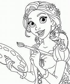 Ausmalbilder Ausdrucken Rapunzel Rapunzel Ausmalbilder 1ausmalbilder