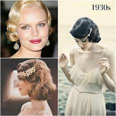 1930 wedding hairstyles vintage wedding hairstyles a brief history percy handmade