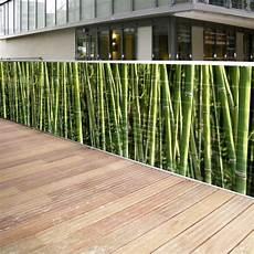 occulter le vis 224 vis d un balcon avec un brise vue toile