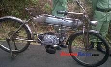 Modifikasi Motor Jadi Sepeda by Modif Motor Ontel Otomotif Keren