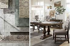 how to choose the rug for your dining room pottery barn