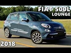 Fiat 500l Lounge - 2018 fiat 500l lounge