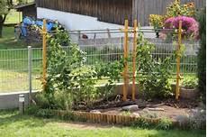 die obi selbstbauanleitungen garten deko rankhilfe
