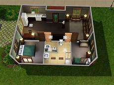 simple sims 3 house layouts placement house plans