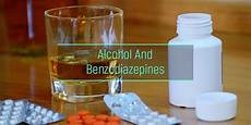 alcohol and benzodiazepines mix is drinking alcohol on