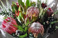 Kitchen Bouquet In Australia by A For Flowers Autumn Protea Bouquet Recipe