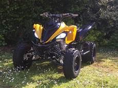 2016 Yamaha Yfm Raptor 700 700r Se Yellow Black Kenny