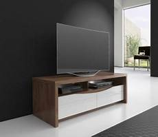 Meuble Tv St Tropez Blanc Noyer Meubles Tv But