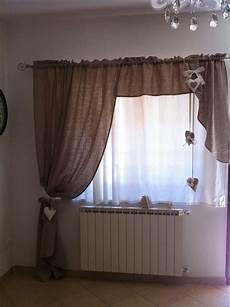 tendaggi con mantovane tenda shabby projects to try tende soggiorno tende
