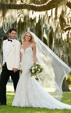 lace designer wedding gown martina liana wedding