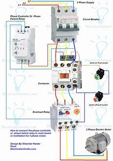 Four Pole Contactor Diagram by 3 Pole Contactor Wiring Diagram Wiring Diagram