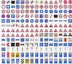 Malvorlagen Verkehrsschilder Pdf Verkehrsschilder Lernen Pdf Verkehrszeichen Der
