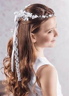 Kommunion Frisuren Für Mädchen - kommunion frisuren die f 252 r sch 246 ne erinnerungen sorgen