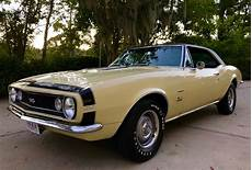 1967 Chevrolet Camaro Ss L78 396 375 4 Speed For Sale On