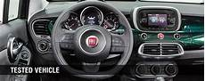 fiat 500x interieur 2016 fiat 500x review consumer reports