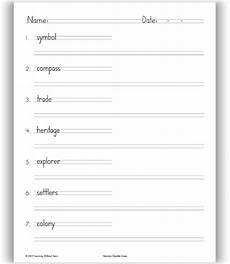 2nd grade worksheets free second grade writing worksheet lw tears