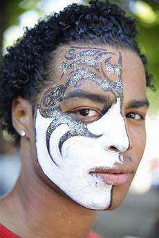 Maquillage Carnaval Homme Simple