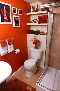 Bathroom Ideas Orange by 17 Best Images About Bathroom Color Ideas On