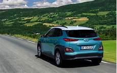 hyundai kona elektro elektroauto mit 482 kilometer