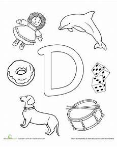 free letter d worksheets for kindergarten 23468 d is for letter d worksheet letter d crafts preschool letters