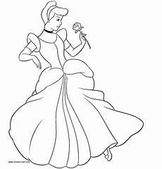 Malvorlagen Cinderella Easy Cinderella Coloring Page Cinderella Coloring Pages