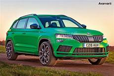 skoda karoq vrs suv to get electric boost auto express