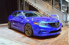 custom acura tlx findlay acura acura tlx customized by galpin auto sports for sema 2014
