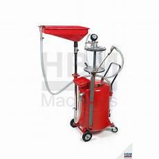 aspirateur huile de vidange par aspiration pneumatique 65