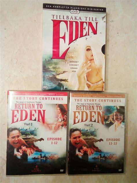 Tillbaka Till Eden Hela Serien