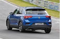 Volkswagen T Roc R Official Image Released Of