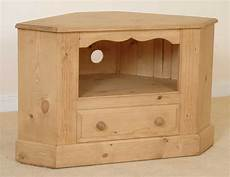 malvern solid pine furniture corner tv cabinet unit ebay