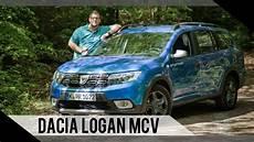 dacia logan mcv stepway 2017 test review