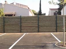 Cloture En Bois Et M 233 Tal Brignoles Var Draguignan Toulon