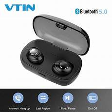 Mini Bluetooth Headset Wireless Hifi Stereo by New Tws Mini Wireless Bluetooth 5 0 Earphones Hifi