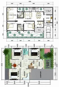 64 Desain Rumah Minimalis 3 Kamar Desain Rumah Minimalis