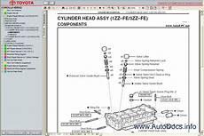 auto repair manual free download 2009 toyota corolla interior lighting toyota corolla verso 2004 2009 service manual repair manual order download
