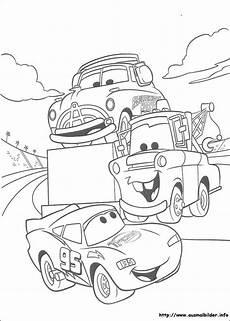 Malvorlagen Auto Cars Cars Malvorlagen