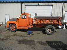 1955 Ford Dump Truck 1 1/2 Ton  Classic Other