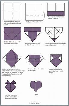 Zakka Craft Origami Valentines