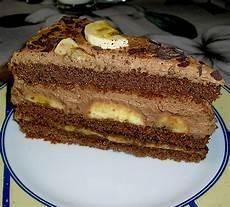 Chefkoch Rezepte Kuchen - einfache schoko bananen torte chefkoch de