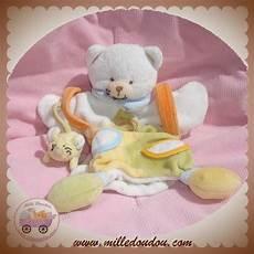 doudou et compagnie sos chat fripouille marionnette