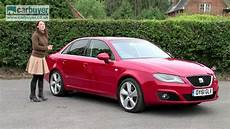 seat exeo review carbuyer