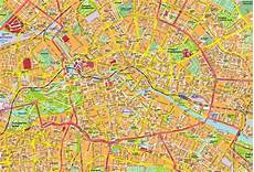 Our Berlin Karte Wall Maps Mapmakers Offers Poster