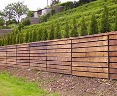 cloture occultant bois cloture jardin bois pour un ext 233 rieur tout naturel