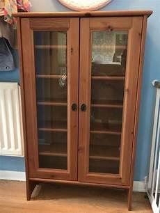 Sold Cd Cabinet Ikea Leksvik In Ossett West
